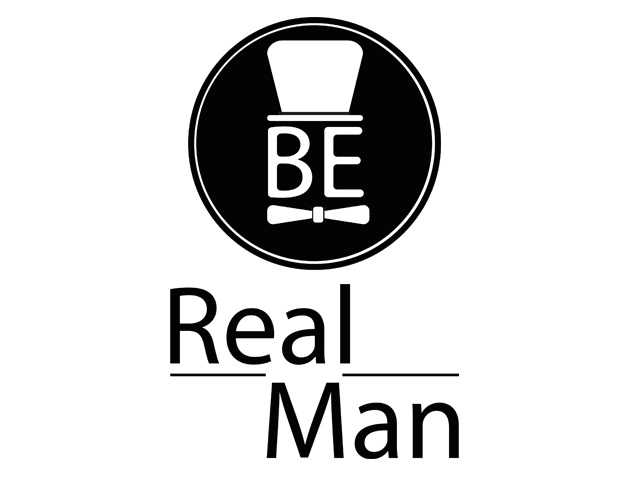 BE REAL MAN