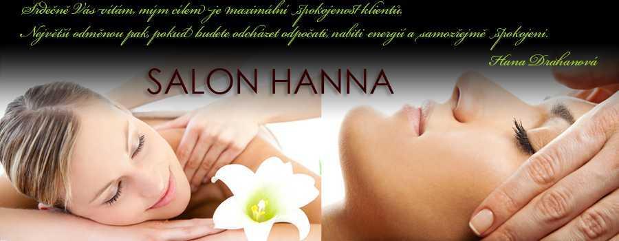 SALÓN HANNA-Hana Drahanová