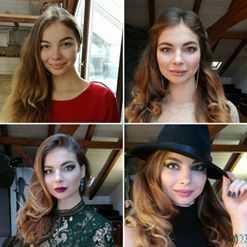 Michaela Burešová - your personal stylist & make-up artist